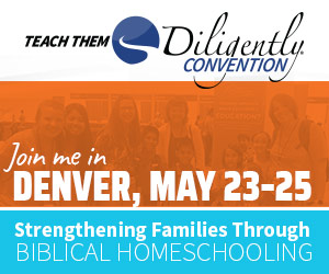 Homeschool Convention - Denver, CO