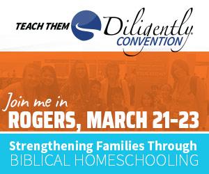 Homeschool Convention - Rogers, AR