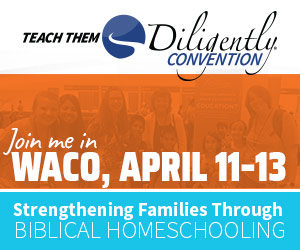 Homeschool Convention - Waco, TX