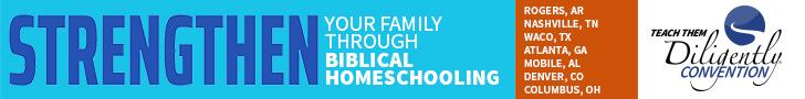 Strengthen Your Family Through Biblical Homeschooling