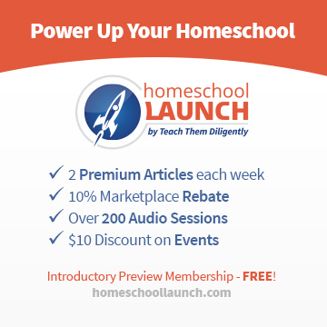 Homeschool Launch Share Features