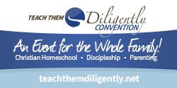 Teach Them Diligently 250X125