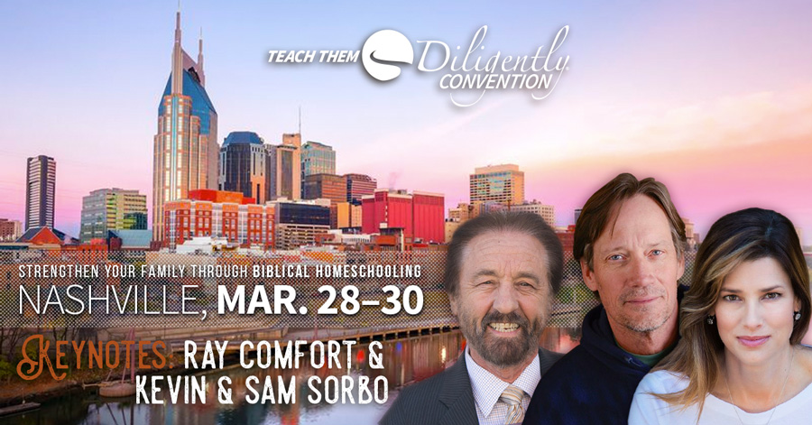Ray Comfort & The Sorbos - Nashville Tennessee 2019