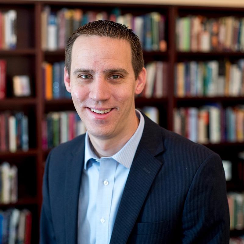 Dr Jon WoodCedarville University