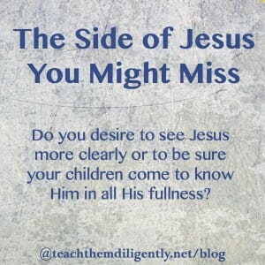 The Side of Jesus You Might Miss