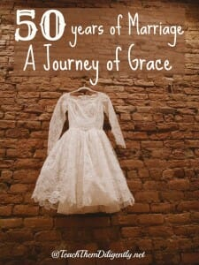 50 Years of Marriage A Journey of Grace