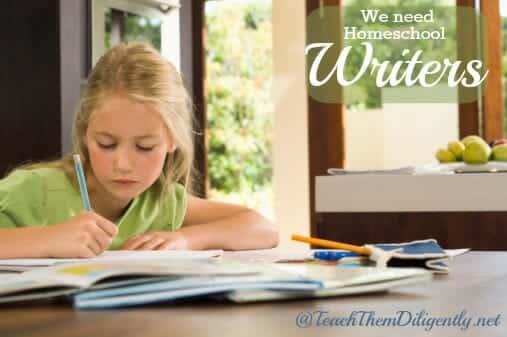 Homeschool Writers