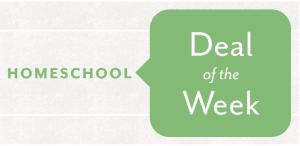 Homeschool Deals of the Week