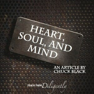 Heart, Soul and Mind