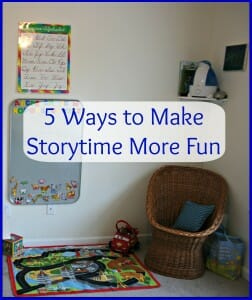 5 ways to keep preschoolers more engaged during read aloud time