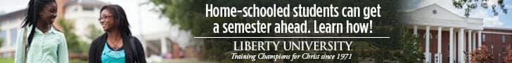 Liberty University Homeschool Advantage Program