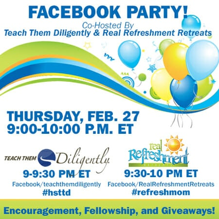 Facebook Party Tonight