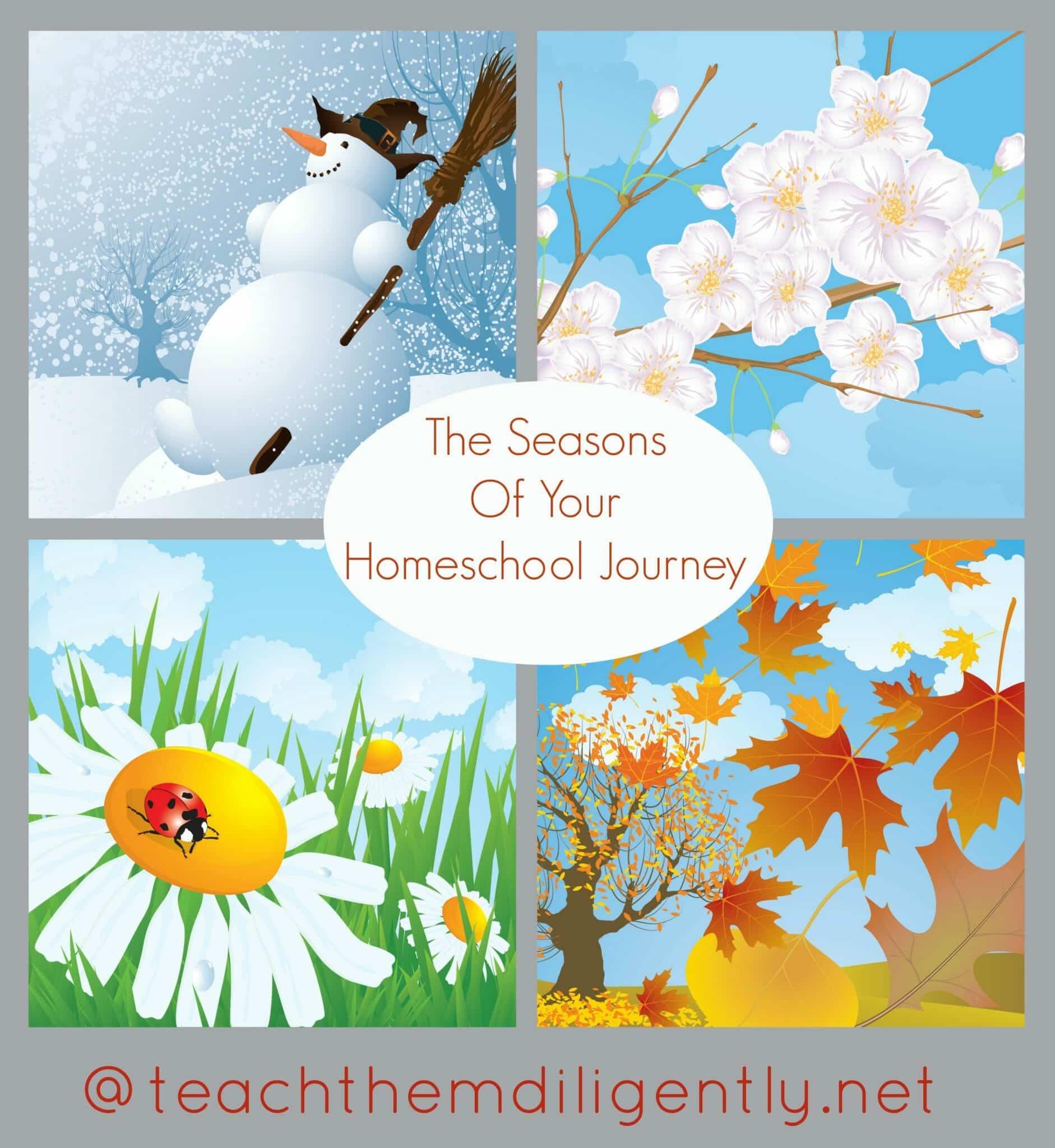 of the seasons - photo #24