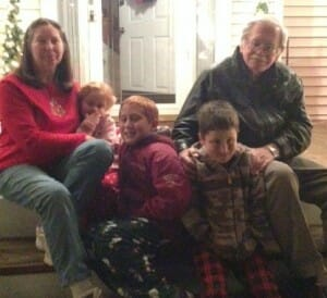 VA family Christmas