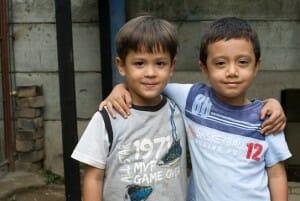 Compassion International Boys