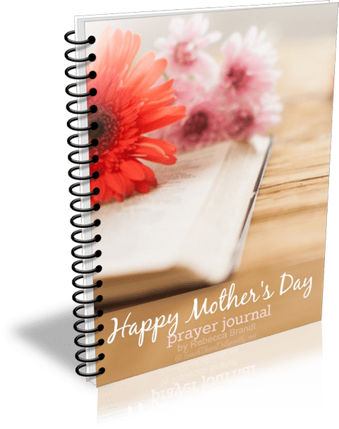 Mothers Day Prayer Journal