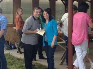 Pastor from Romania