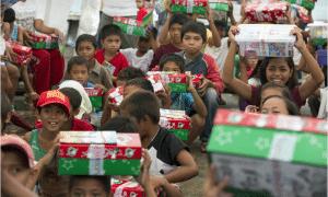 Gifts of Hope for Filipino Children