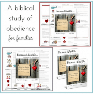 Because I Said So. A Study in Obedience.
