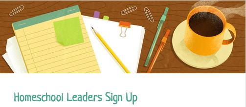 Calling All Homeschool Leaders!