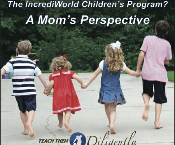 IncrediWorld Children's Program From A Mom's Perspective