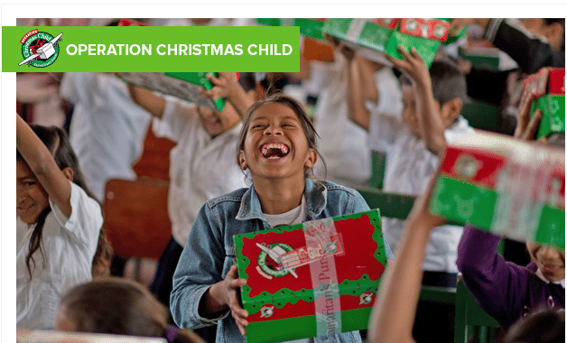 The Eternal Impact of a Simple Gift – Operation Christmas Child