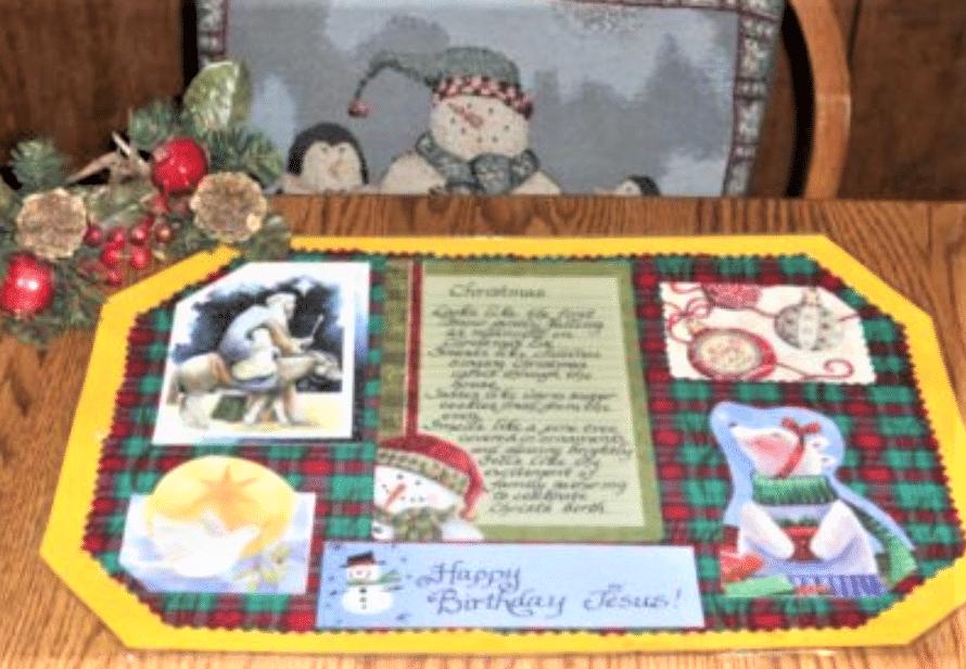 homeschool craft project