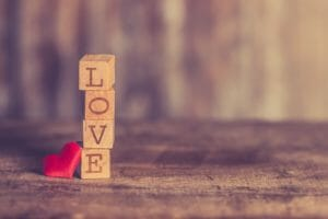 god's love through bible sort