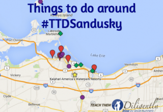 Things to do around Teach Them Diligently Sandusky