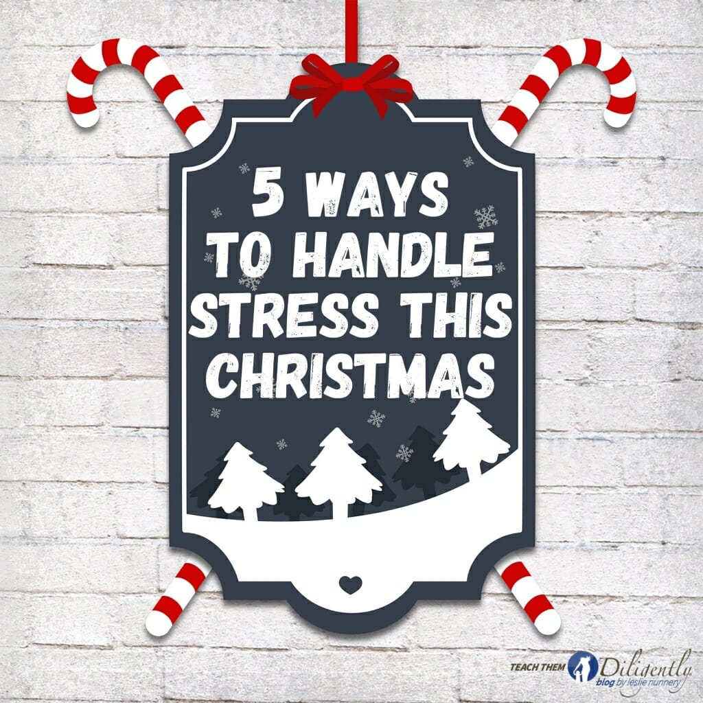 How To Handle Stress This Christmas