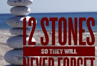 12 Stones– So They Never Forget.