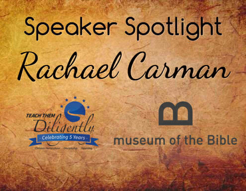 Speaker Spotlight With Rachael Carman