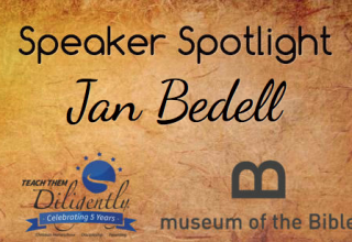 Speaker Spotlight with Jan Bedell– PLUS A Giveaway!