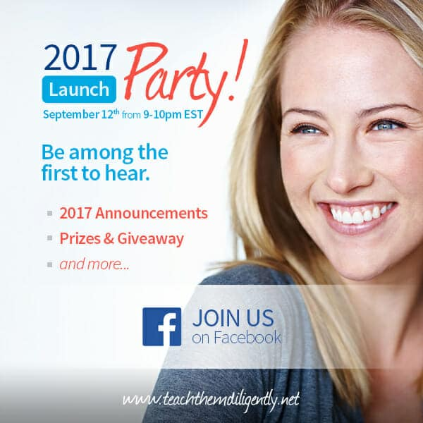 Homeschool Convention Launch Party