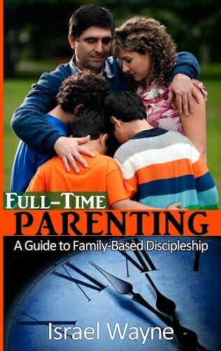 FREE Full-Time Parenting Audio Book Preview Download