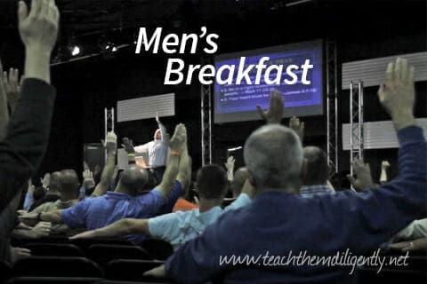 Homeschool Men's Breakfast