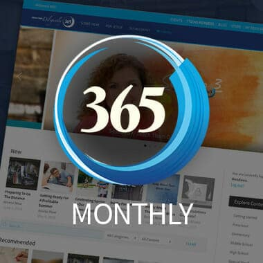 TTD 365 monthly membership
