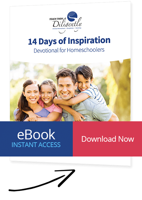 Bible Devotional for Homeschool Moms