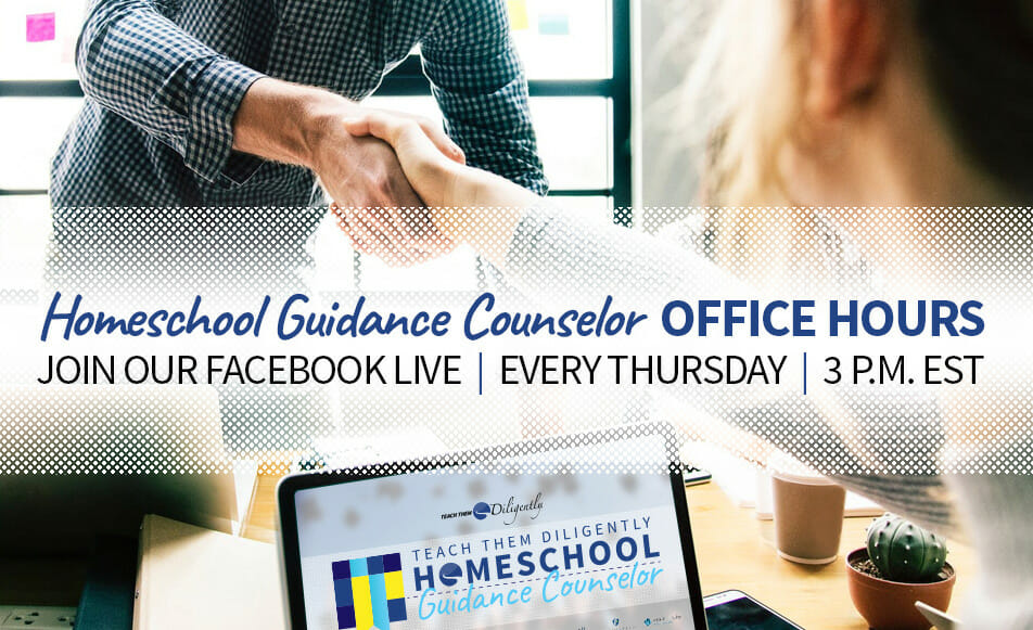 Join us every Thursday at 3 p.m. for our Facebook Live Office Hours