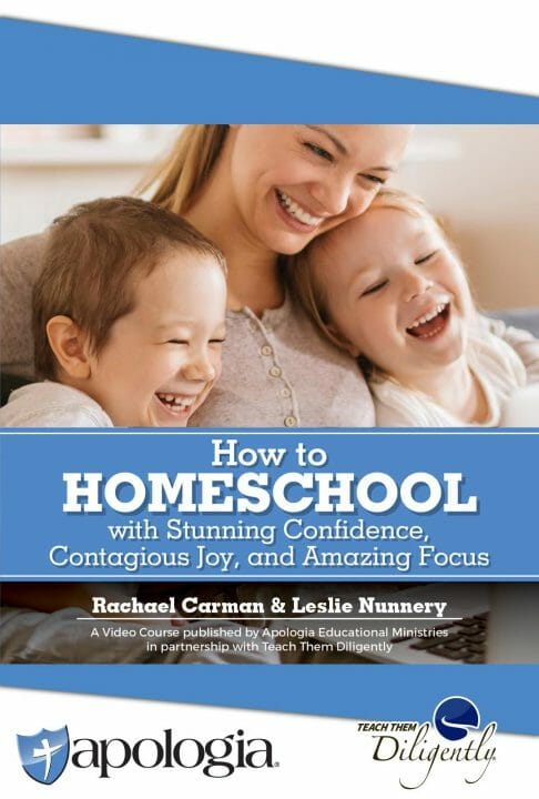 How To Homeschool With Confidence