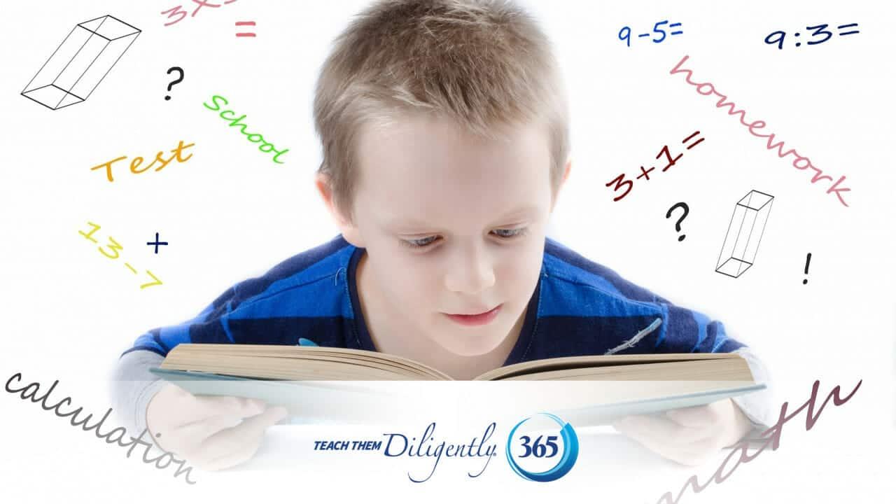 Teach Them Diligently 365