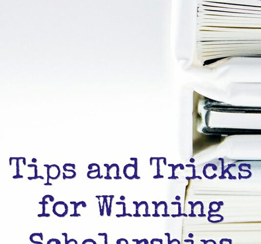 Tips and Tricks for Winning Scholarships