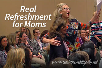 Real Refreshment for Moms