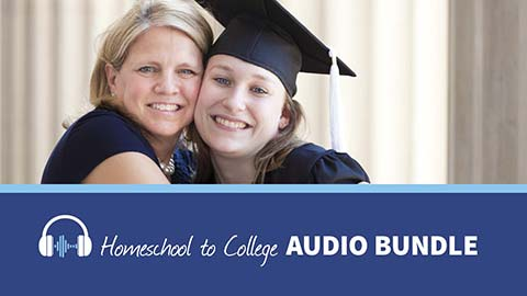 Homeschool to College Audio Bundle