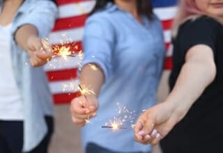 Six Activity Ideas for A Fun Fourth Of July Family Celebration
