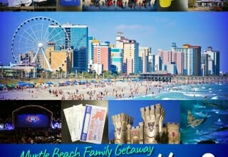 2018 Launch Party!! WIN A $1,500 Myrtle Beach Family Getaway!!