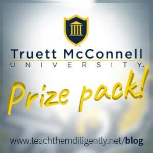 Truett Prize pack