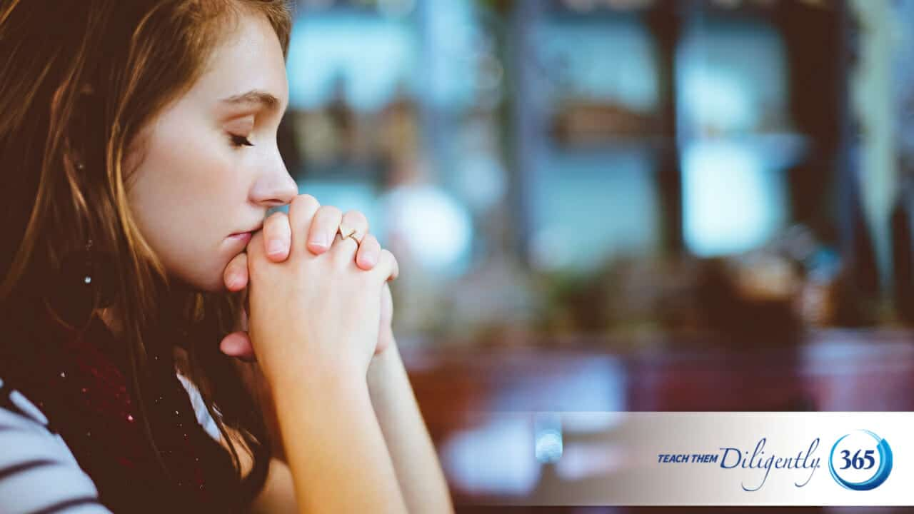 How Praying for Your Children Will Affect How You Parent