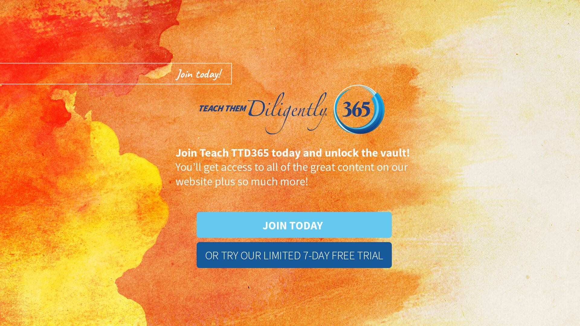 Join TTD365