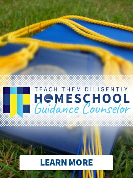 Homeschool Guidance Counselor 2